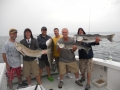 Karen Lynn Charters Gloucester,MA Striped Bass Fishing