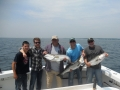 Karen Lynn Charters Striped bass Fishing Gloucester,MA (2)