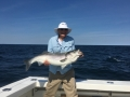 Karen Lynn Charters striped bass fishing Gloucester, MA