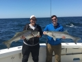 striped bass fishing charters Gloucester,MA karen lynn charters