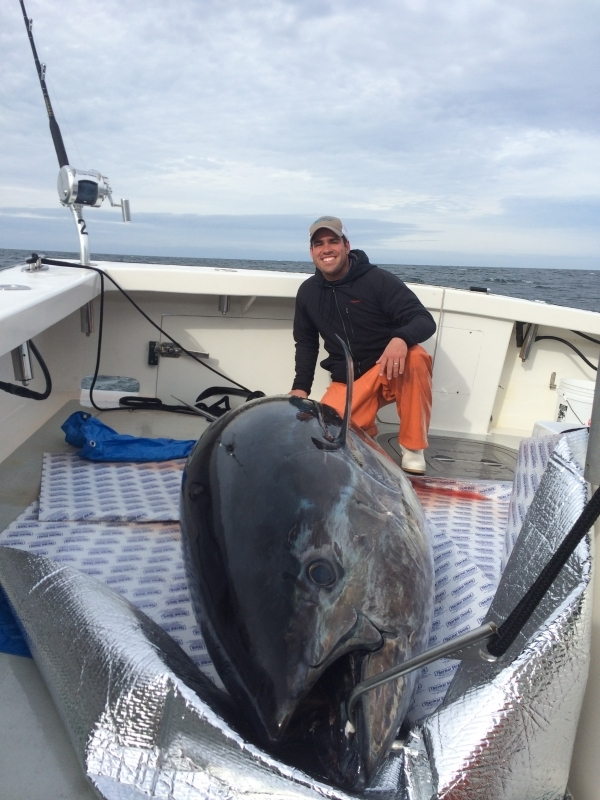 Bluefin Tuna Charters Gloucester Massachusetts