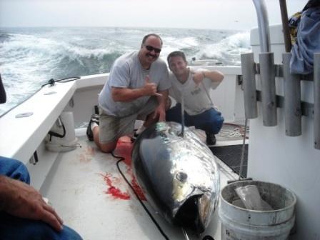 Karen Lynn Charters Tuna Gloucester MA