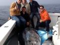 Giant Bluefin Tuna Karen Lynn Charters Gloucester,MA