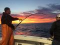 Karen Lynn Charters bluefin tuna fishing Gloucester, MA
