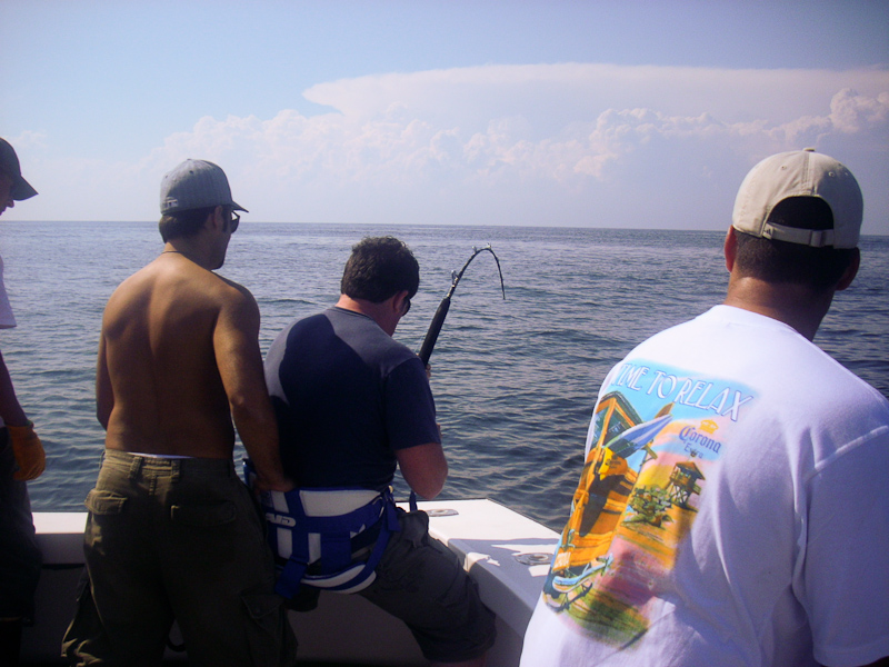 Gloucester, MA tuna fishing Karen Lynn Charters