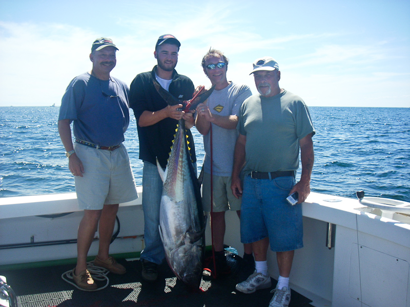 fishing charters Gloucester, MA Karen Lynn Charters