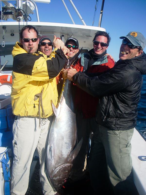 Karen Lynn Tuna charters Gloucester, MA