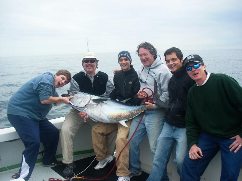 Tuna fishing charters Gloucester, MA Cape ann Marina
