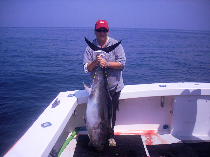Tuna charters Gloucester, MA, Karen Lynn