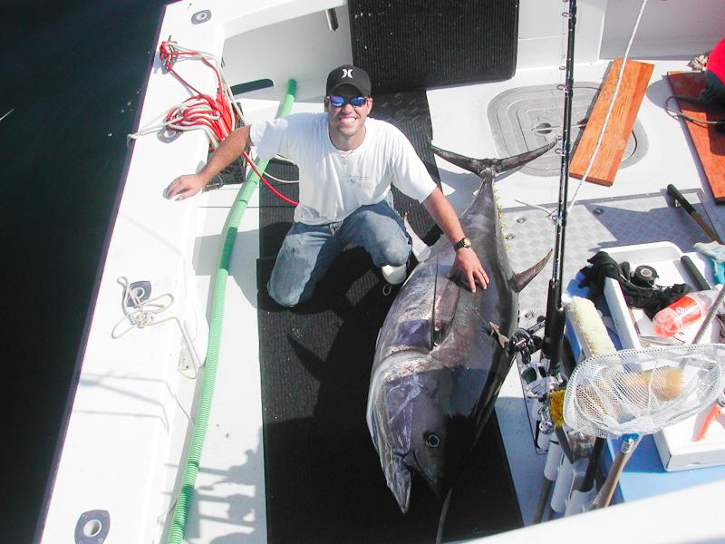 Tuna charters Gloucester, MA