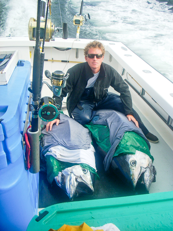 Giant Bluefin Tuna charters Gloucester, MA