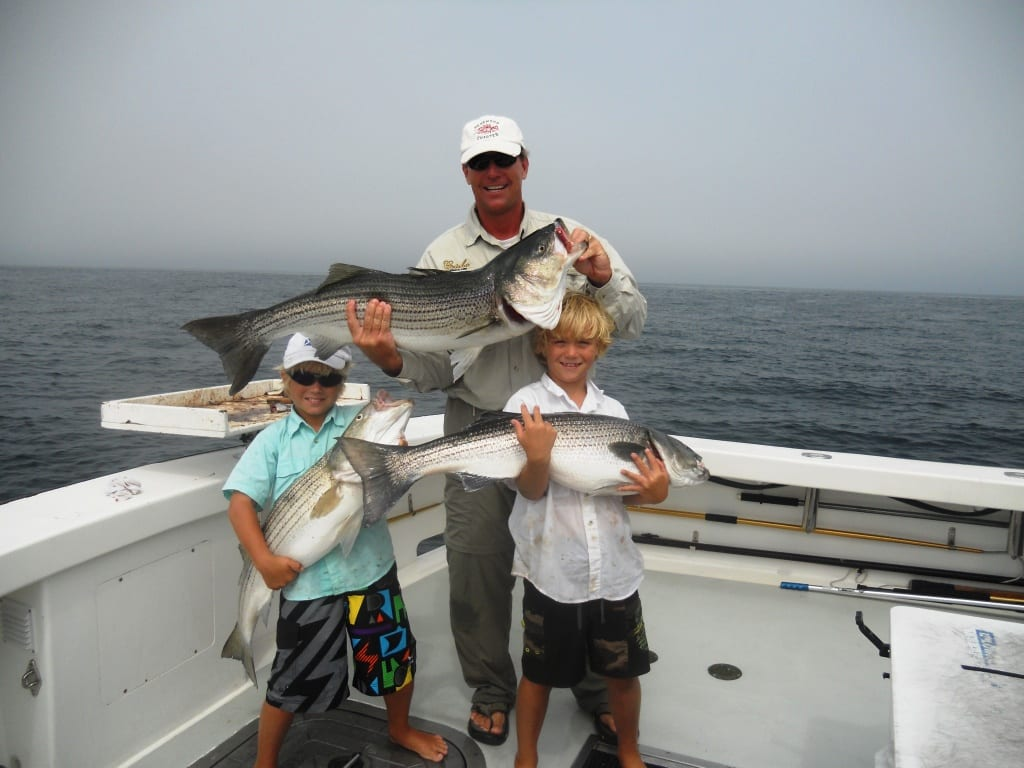 karen lynn charters,striped bass,fishing,gloucester,massachusetts