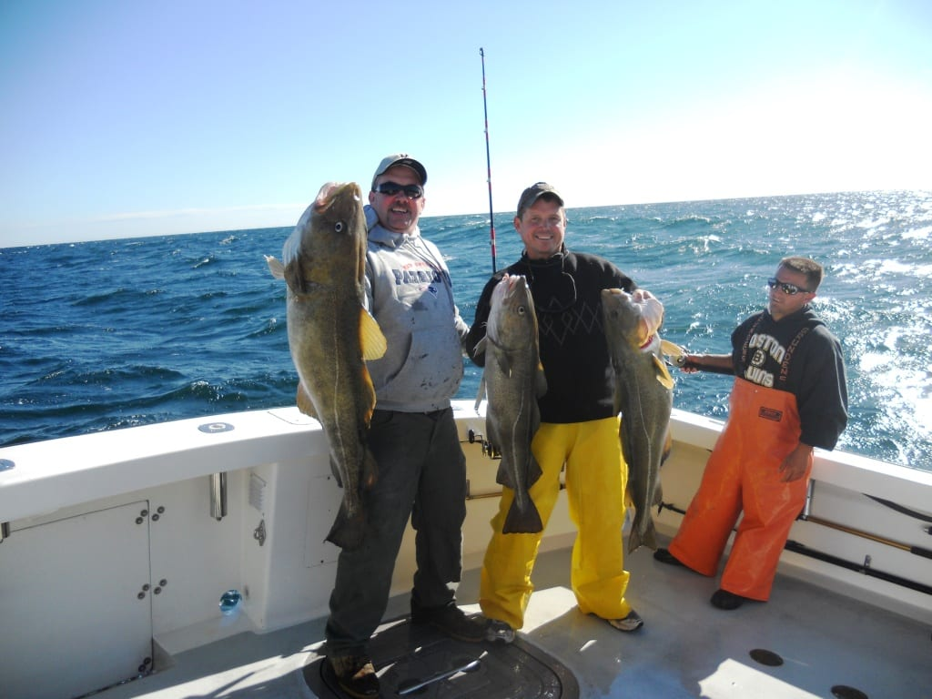 deep sea fishing Gloucester, MA Karen Lynn Charters