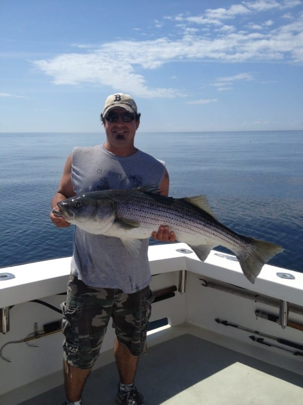 karen lynn charters,striped bass,gloucester,ma