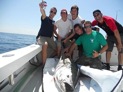 Karen Lynn Charters Blue Fin Tuna Fishing Gloucester MA