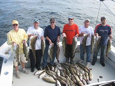Karen Lynn Charters Cod Fishing Gloucester MA