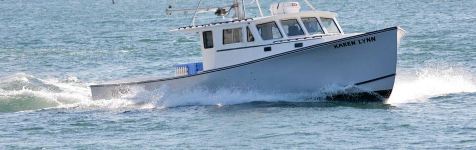 Gloucester Charter Boat - Karen Lynn Charters