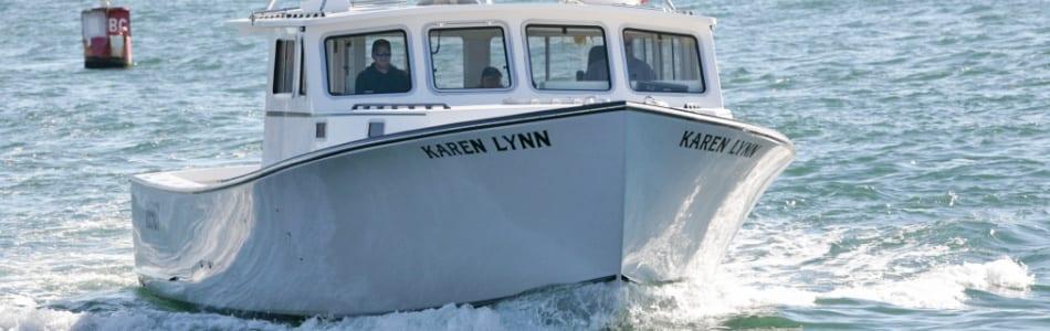 Karen Lynn Gloucester Harbor