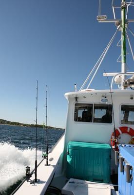2009 upgrades - Charter Fishing Boats Gloucester MA