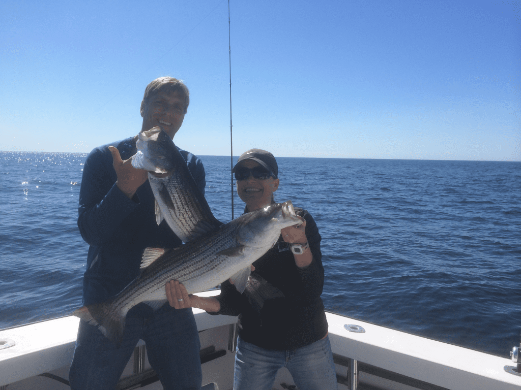 karen lynn charters, striped bass, tuna, fishing, Gloucester