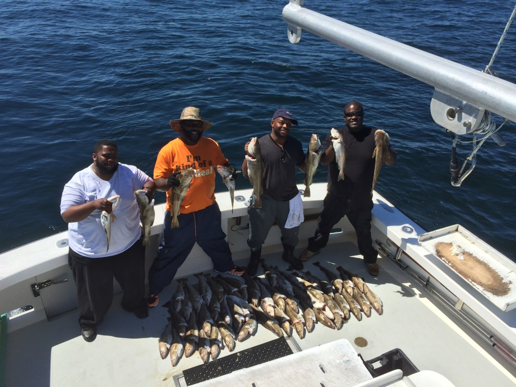 Karen Lynn Charters, Cod, Haddock, Gloucester, Ma , Fishing