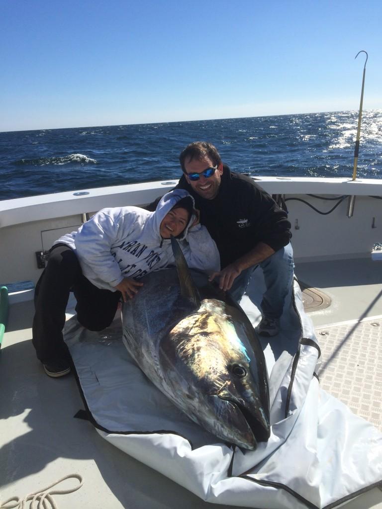 Karen Lynn Charters, Gloucester, MA, Bluefin Tuna
