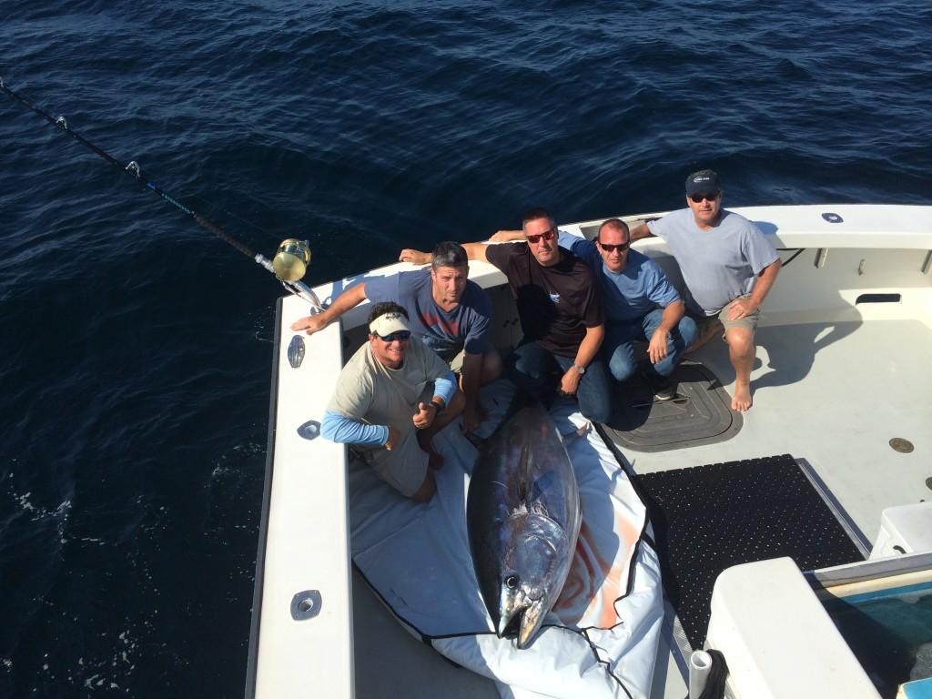karen lynn charters gloucester,ma tuna fishing